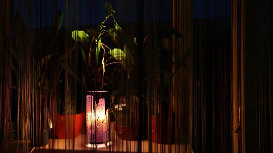 6a0aaf4495 Ma lámpafétisemnek hódoltunk. Új lámpa, új függöny